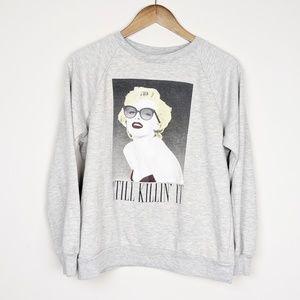 Marilyn Monroe | Album Cover Graphic Sweatshirt